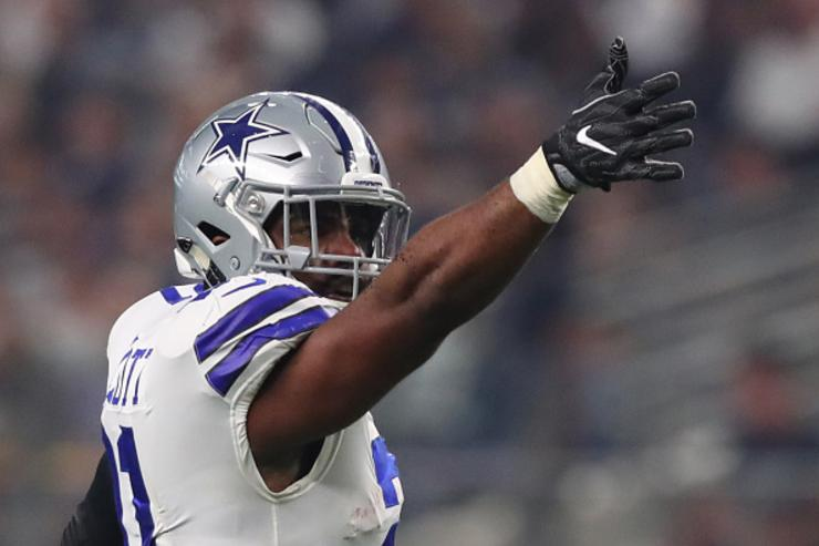 Ezekiel Elliott files lawsuit alleging National Football League  'conspiracy' resulted in 6-game suspension