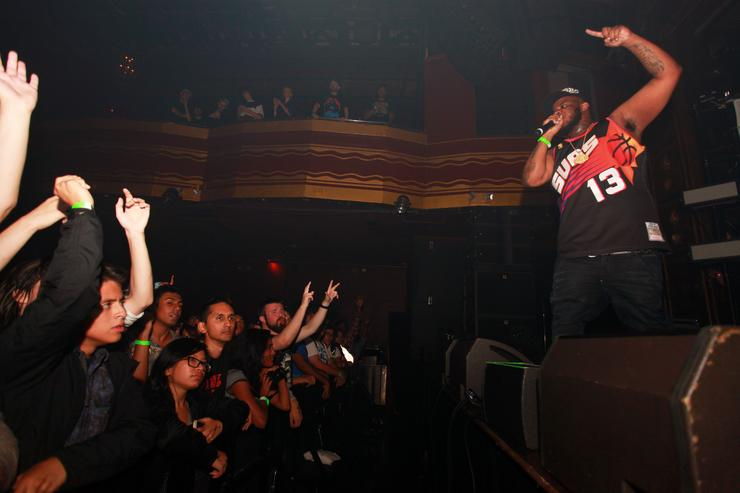 Danny Brown In Concert - New York, NY
