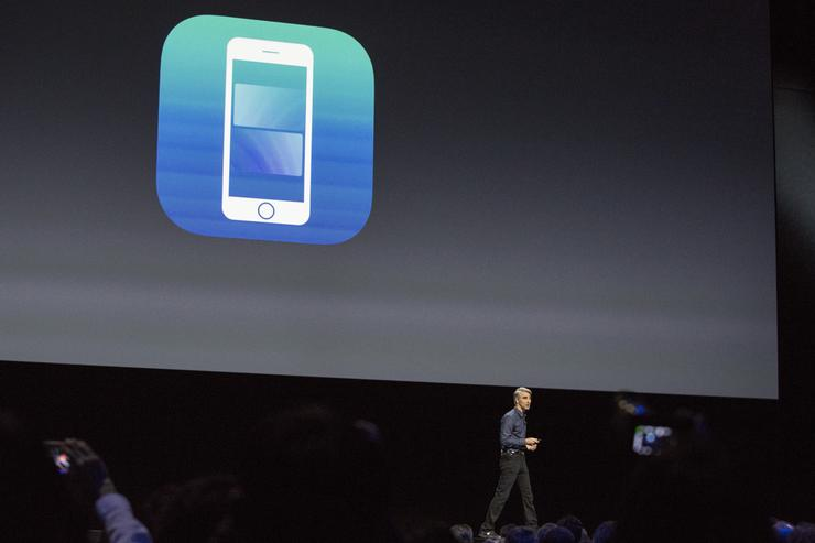 Apple Worldwide Developers Conference Kicks Off In San Francisco