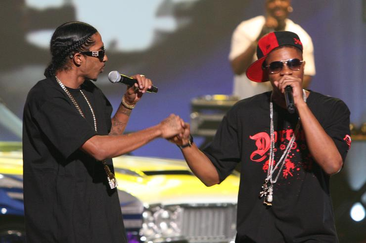 BET Hip Hop Awards '09 - Show