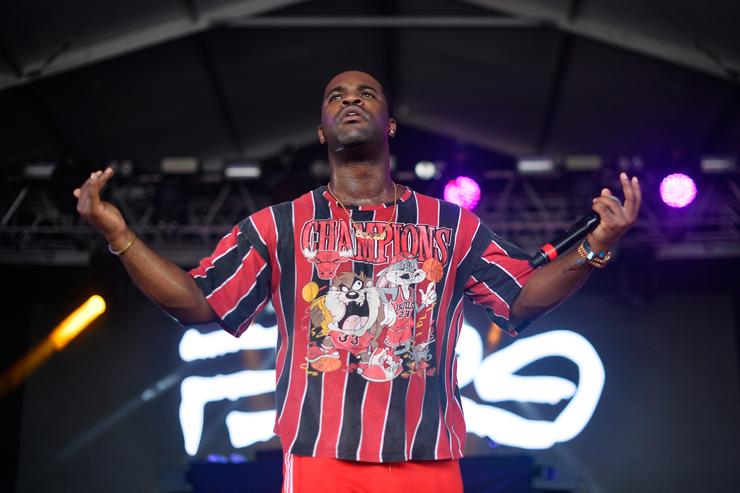 ASAP Ferg at 2017 Hangout Festival