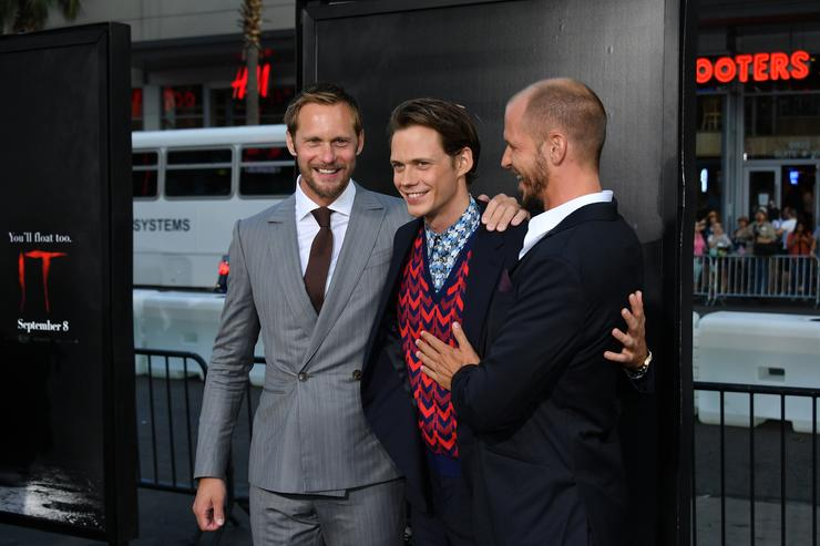 Premiere Of Warner Bros. Pictures And New Line Cinema's 'It' - Arrivals