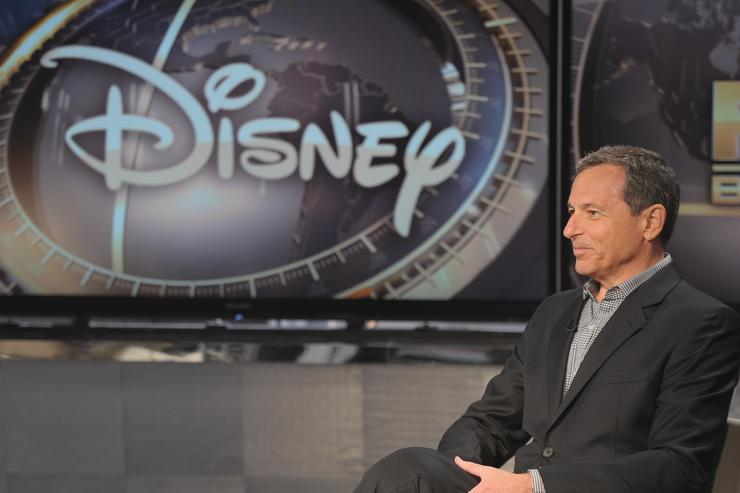 Disney CEO Robert Iger Visits FOX Business Network's 'Markets Now'