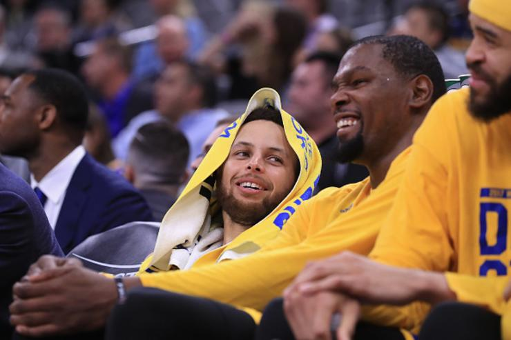 Curry x Durant