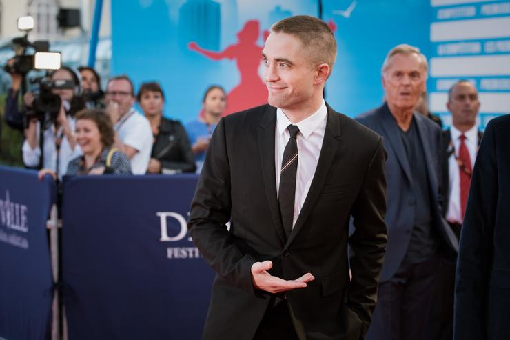 Tribute to Robert Pattinson and 'Good Time' Premiere - 43rd Deauville American Film Festival