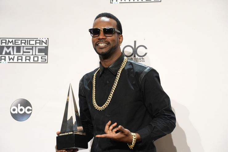 Juicy J at 2014 American Music Awards