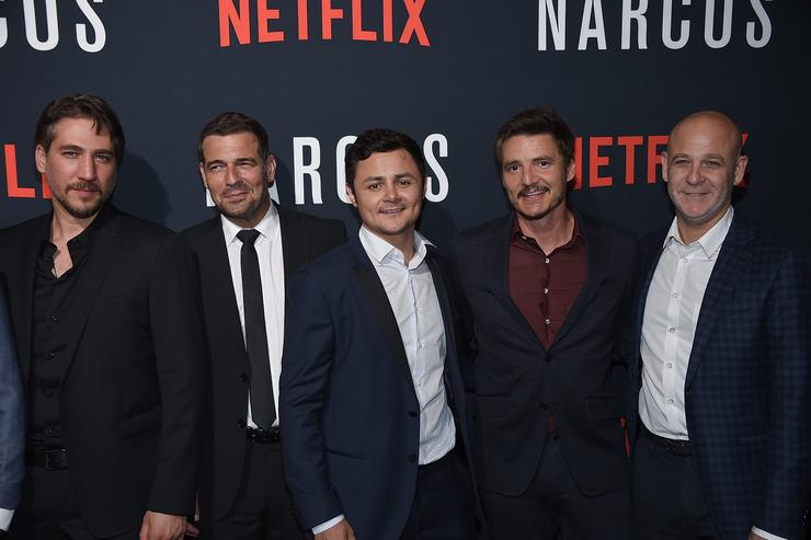 'Narcos' Season 3 New York Screening - Arrivals