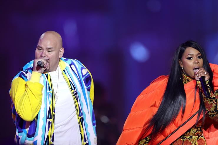 Fat Joe & Remy Ma at VH1 Hip Hop Honors