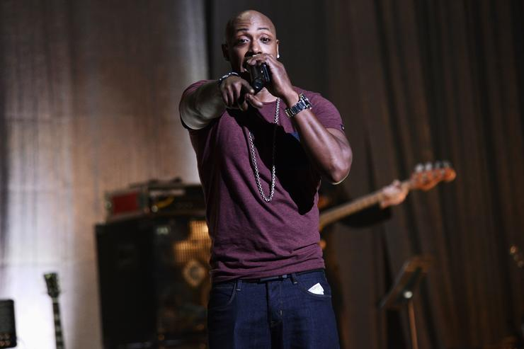 Mystikal at SongWriters Awards