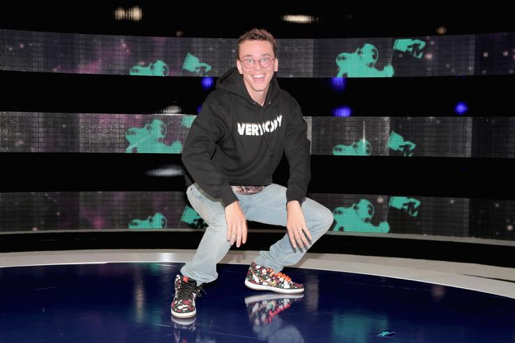 Logic at 2017 MTV VMA's