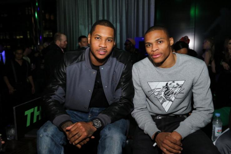 Carmelo Anthony x Russell Westbrook