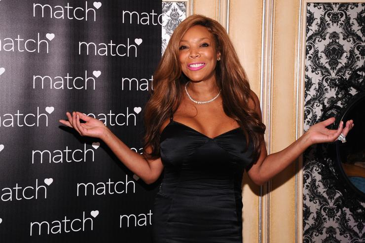 Wendy Williams Responds To Reports Of Husband's Decade-Long Affair