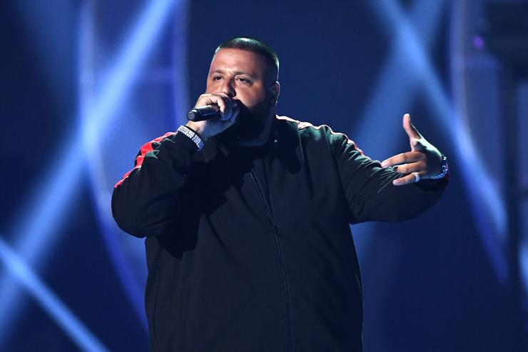 DJ Khaled at iHeart Radio Awards