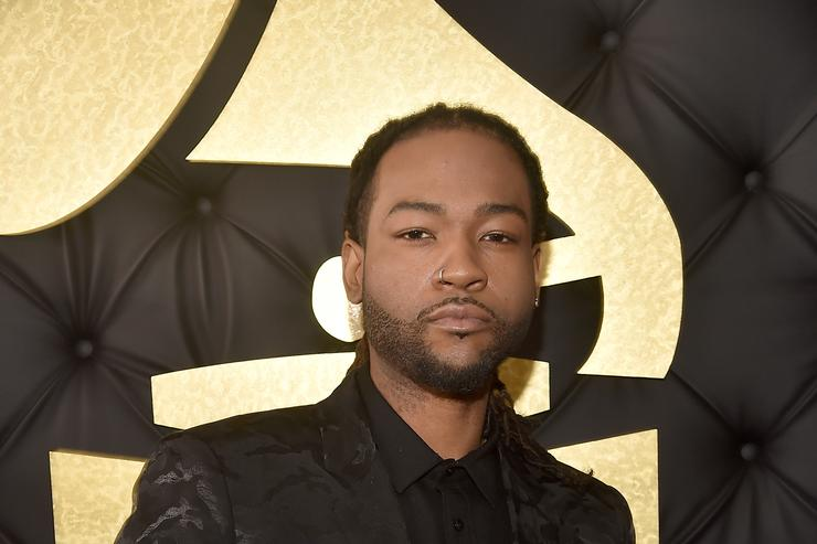 PartyNextDoor at 2017 Grammy Awards