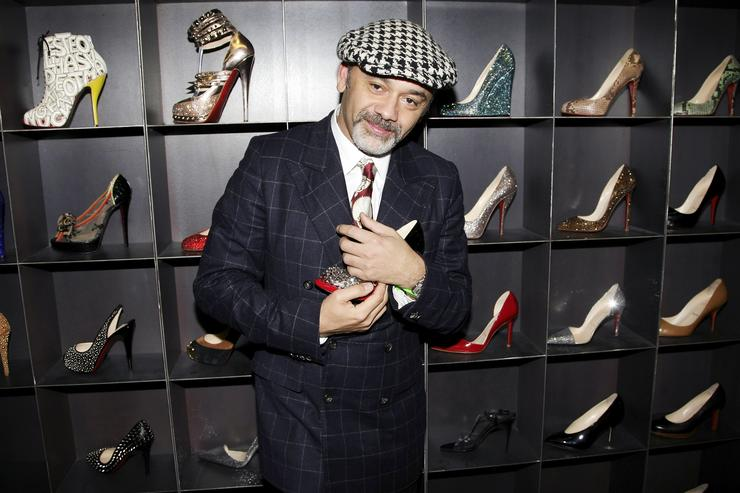 Christian Louboutin Cocktail Reception At The Corner Shop