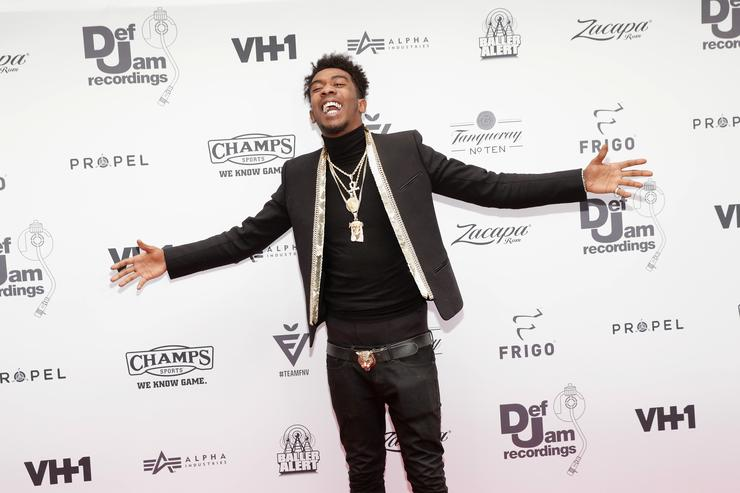 The 2016 Def Jam Holiday Party sponsored by VH1 'The Breaks,' Champs Sports, Tanqueray 10 & Zacapa Rum - Red Carpet