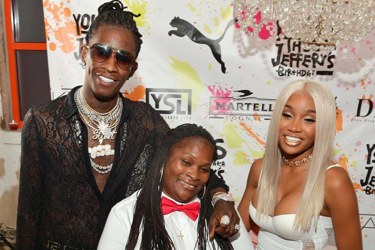 Young Thug Threatens To Kills Jerrika In Post Breakup Twitter Feud