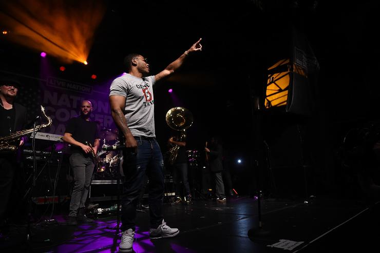 Live Nation Celebrates The 3rd Annual National Concert Day