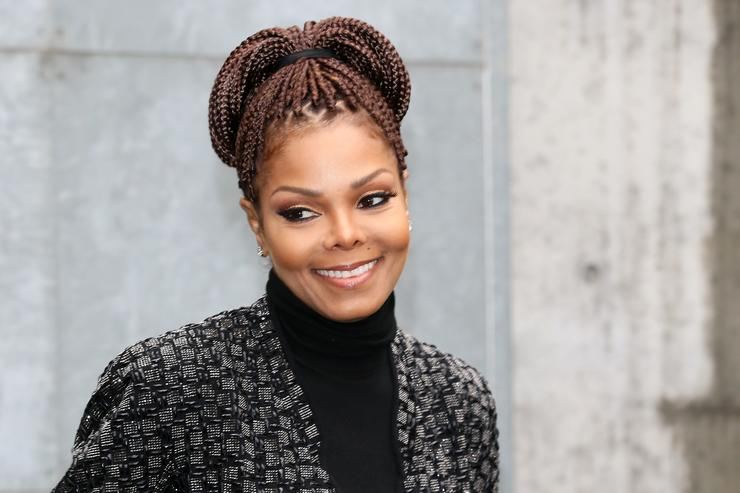 Janet at 2013 MFW