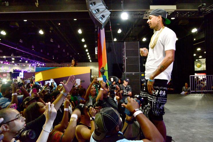 2014 BET Experience At L.A. LIVE - BETX Opening Concert