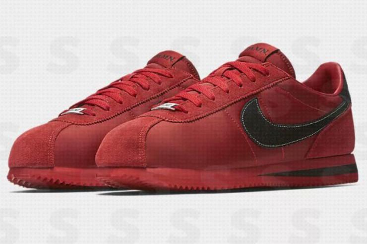 DAMN. Nike Cortez sample