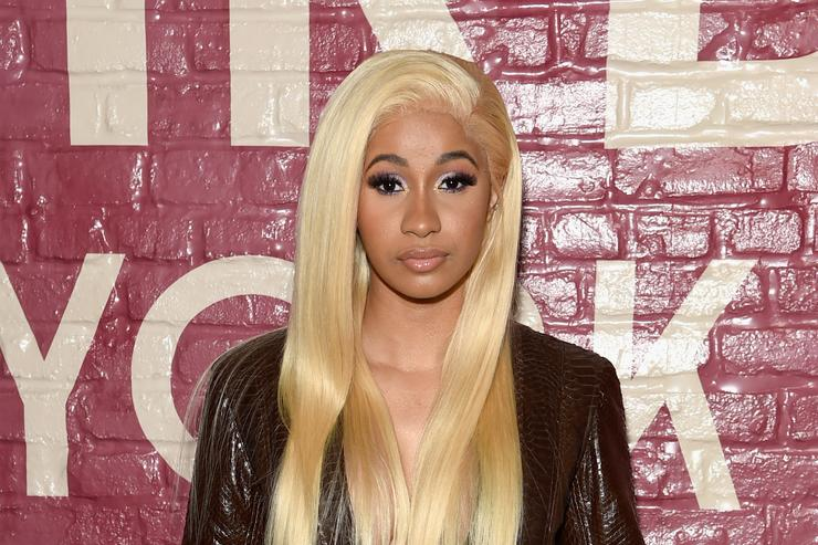 Cardi B at Airbnb's New York City Experiences Launch