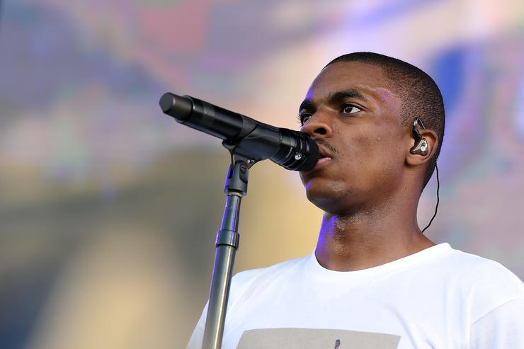 Vince Staples at FYF Fest