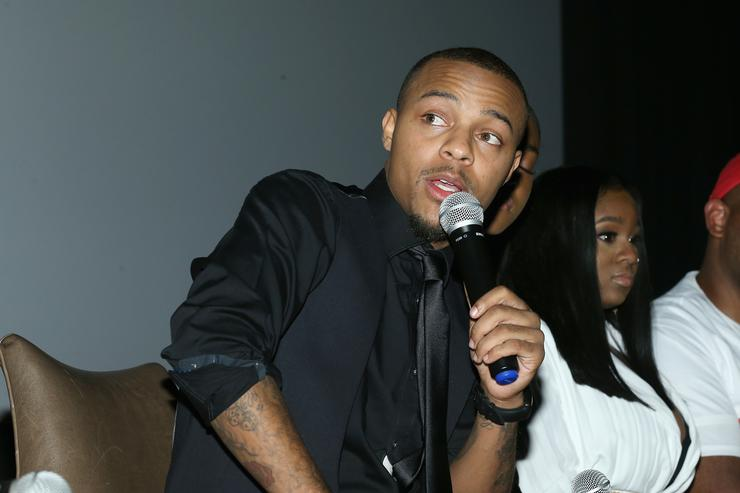 Bow Wow WE tv's Growing Up Hip Hop Atlanta Premiere Screening Event