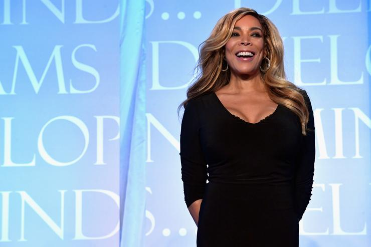 Wendy Williams at Thurgood Marshall College Fund