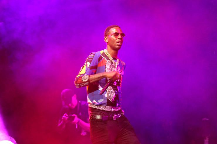 Young Dolph at BET Experience