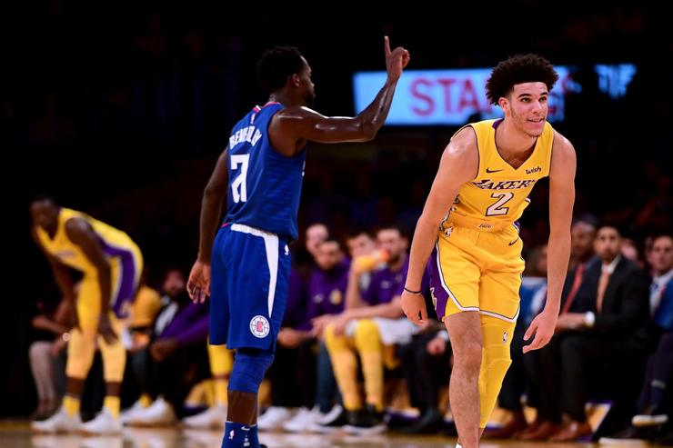 Lonzo Ball x Pat Beverly