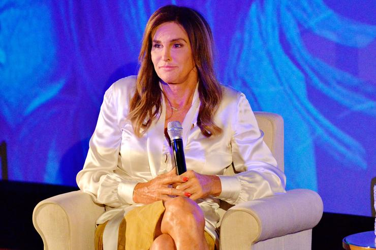 Caitlyn Jenner at marketing summit