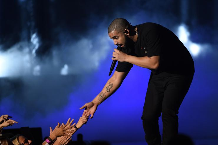 Recording artist Drake performs onstage at the 2016 iHeartRadio Music Festival at T-Mobile Arena on September 23, 2016 in Las Vegas, Nevada