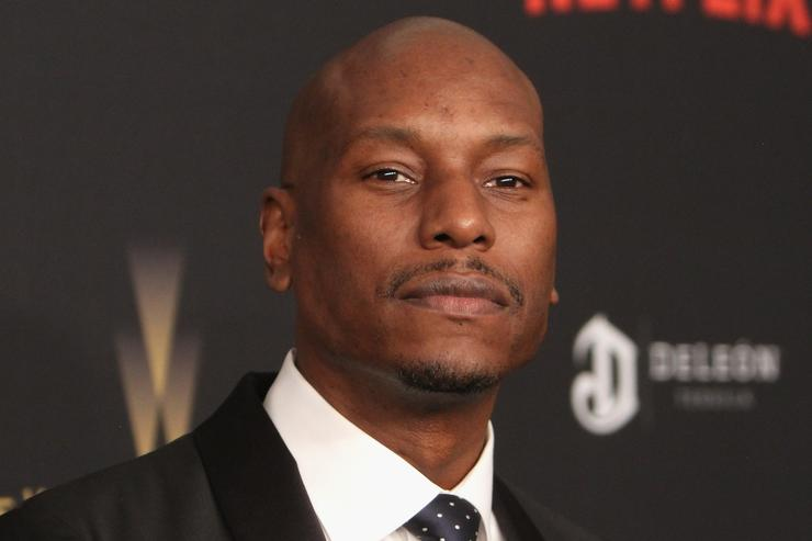 Tyrese Gibson 'missed two visitations' with daughter Shayla