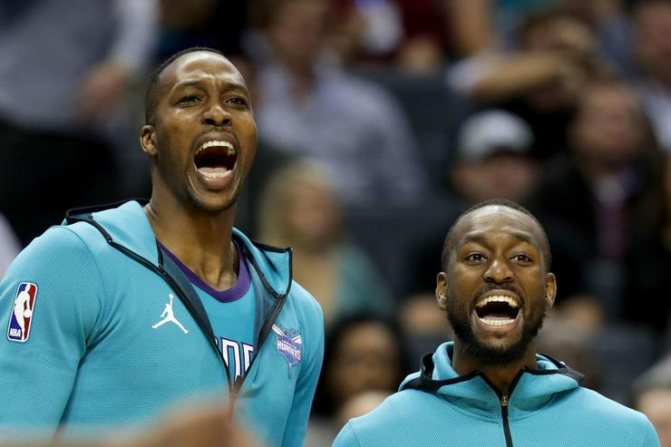 Dwight Howard x Kemba Walker