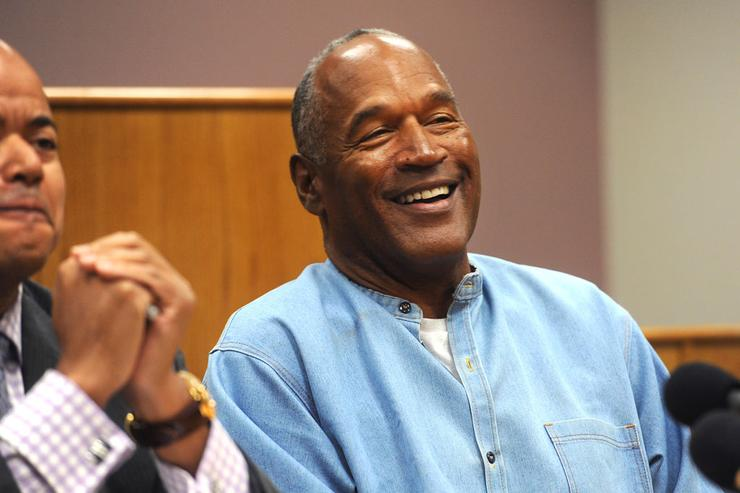 OJ Simpson Banned From Las Vegas Hotel After Alleged Belligerent Incident