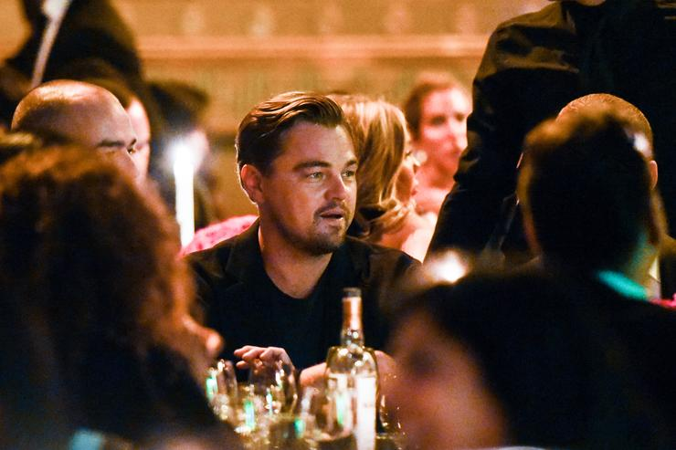 Leonardo DiCaprio attends Unitas Third Annual Gala Against Human Trafficking at Capitale on September 12, 2017 in New York City