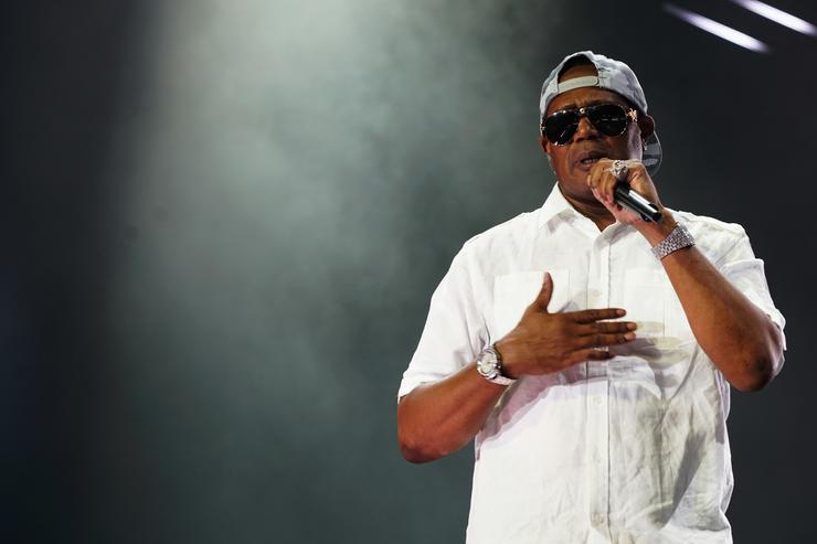 Master P at 2017 ESSENCE Festival