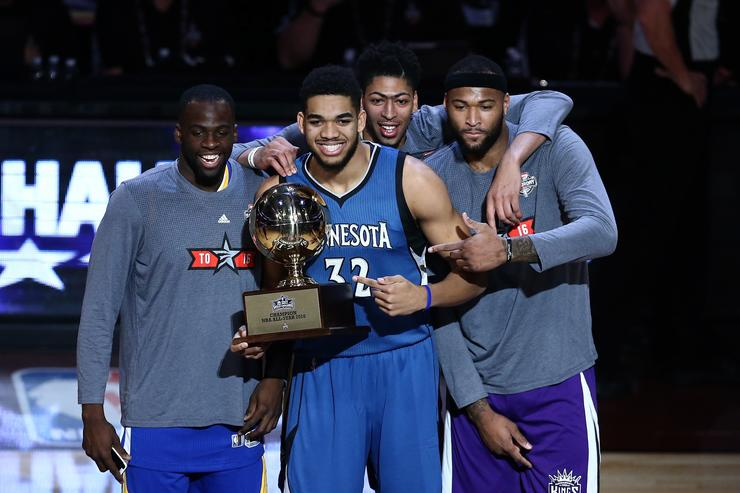 Karl-Anthony Towns in favor of medical marijuana in National Basketball Association