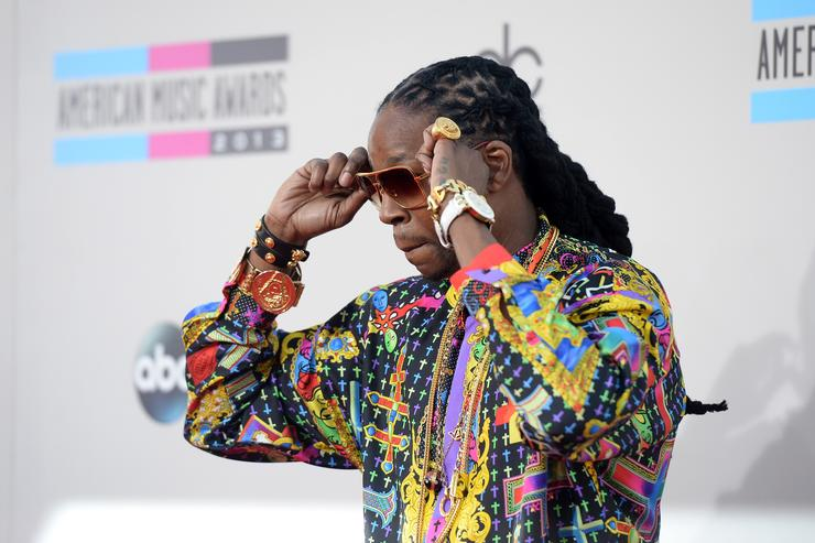Recording artist 2 Chainz attends the 2013 American Music Awards at Nokia Theatre L.A. Live on November 24, 2013 in Los Angeles, California