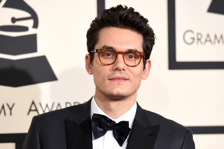 Musician John Mayer attends The 57th Annual GRAMMY Awards at the STAPLES Center on February 8, 2015 in Los Angeles, California