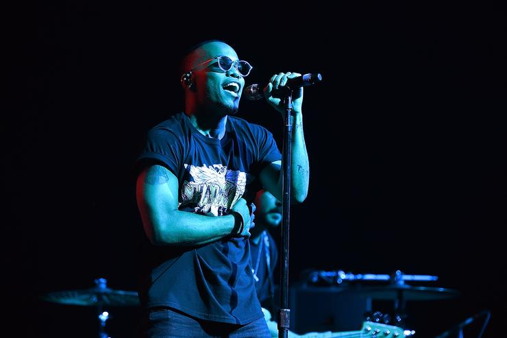 Anderson .Paak performing live