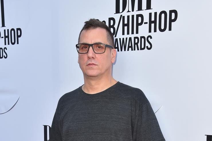 Record producer Mike Dean attends the 2015 BMI R&B/Hip Hop Awards at Saban Theatre on August 28, 2015 in Beverly Hills, California