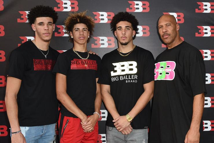 LiAngelo, LaMelo Ball will skip college to play pro basetball in Lithuania