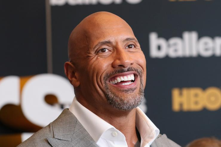 Dwayne Johnson attends the HBO 'Ballers' Season 2 Red Carpet Premiere and Reception on July 14, 2016 at New World Symphony in Miami Beach, Florida