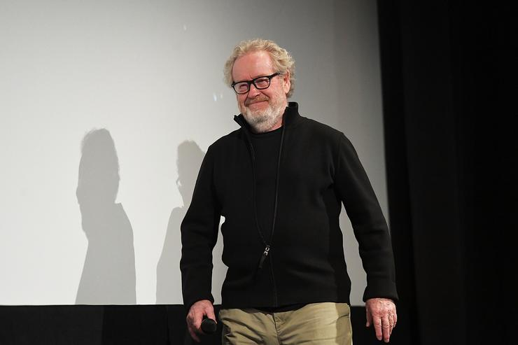 Director Sir Ridley Scott attends the 'Alien' premiere 2017 SXSW Conference and Festivals on March 10, 2017 in Austin, Texas