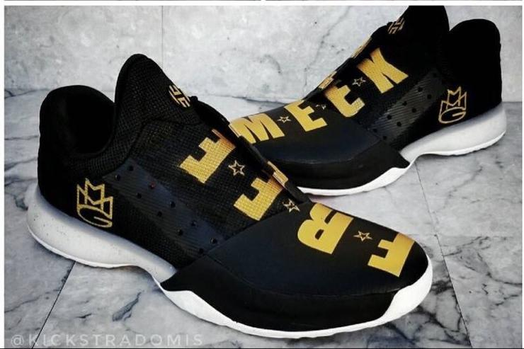 James Harden Will Reportedly Wear 'Free Meek' Shoes Thursday Against Celtics