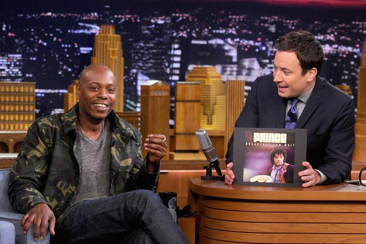 Dave Chappelle addresses Louis CK allegations in new Netflix special