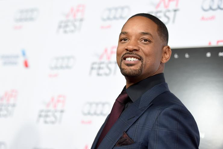 Actor Will Smith attends the Centerpiece Gala Premiere of Columbia Pictures' 'Concussion' during AFI FEST 2015 presented by Audi at TCL Chinese Theatre on November 10, 2015 in Hollywood, California