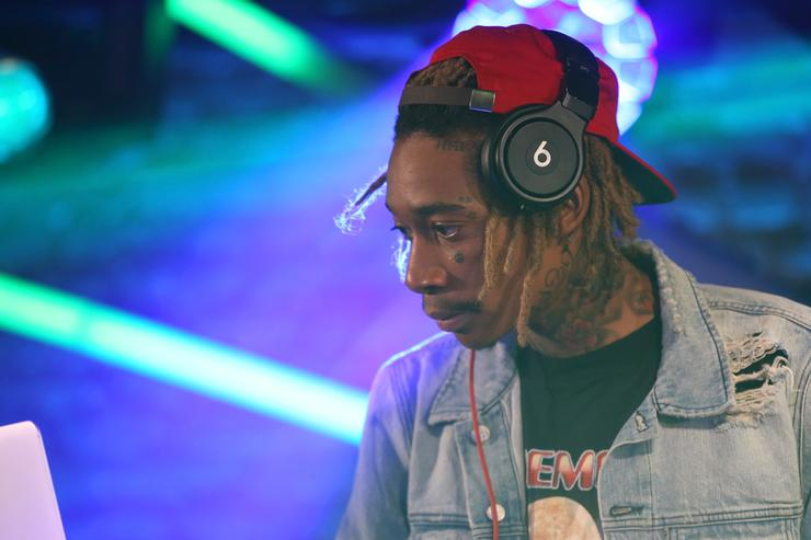 Wiz Khalifa (of Atlantic Records)